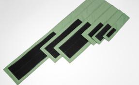 Liquid –  Resistant Velcro Cuffs